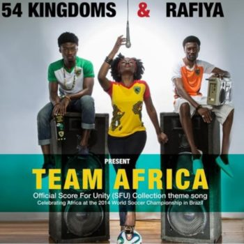 Team Africa (Cover Art)