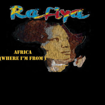 Africa - Where I'm From (Cover Art)