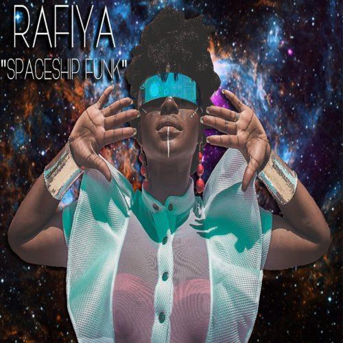 Spaceship Funk (Cover Art)